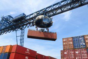 Conteneur, Chargement, Port, Transport, Enveloppe, Fret